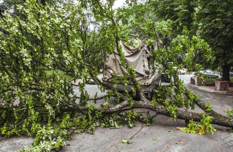 В Киеве объявлен желтый уровень опасности