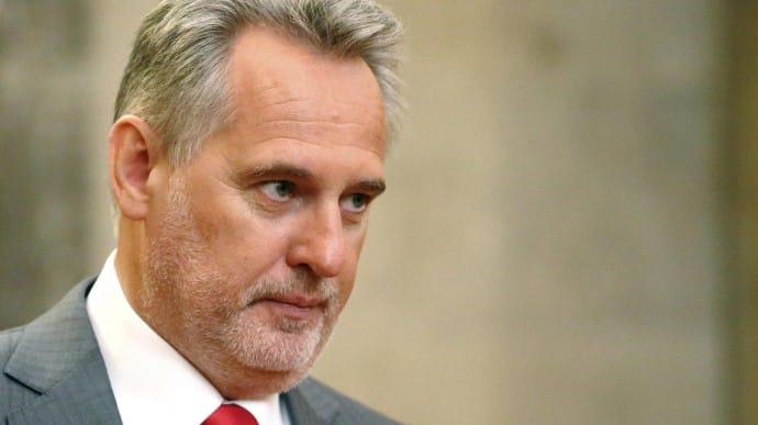 СНБО ввел «полный комплект» санкций против олигархов Дмитрия Фирташа и Павла Фукса