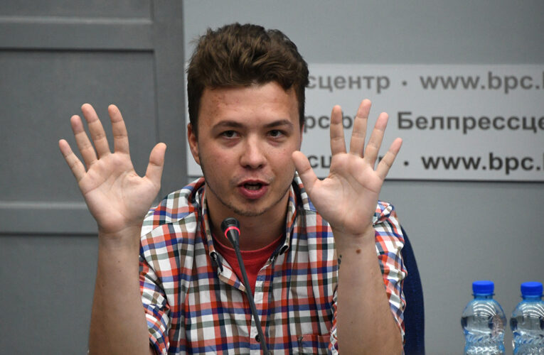 Протасевич рассказал всю правду о Тихановской