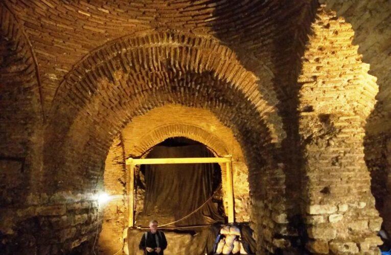 В центре Стамбула найдены неизвестные подземелья