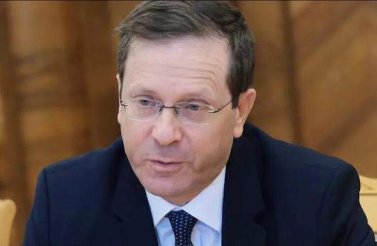 Израиль выбрал нового президента
