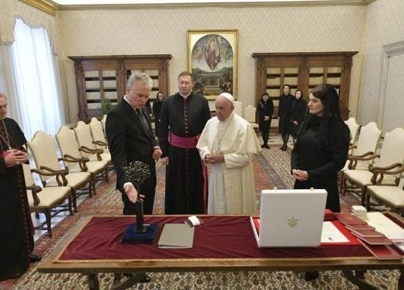 Папа Римский назначил посла в Украине