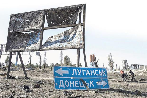 Боевики на Донбассе применили минометы и СПГ против украинских военных