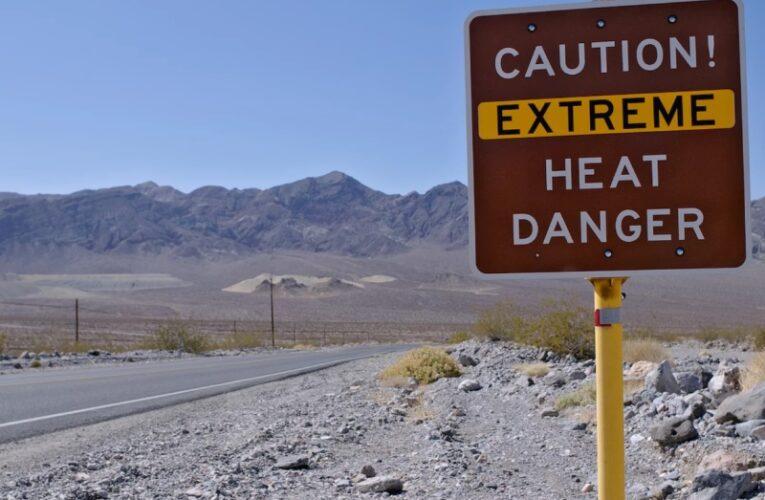 В США зафиксировали рекордную температуру воздуха