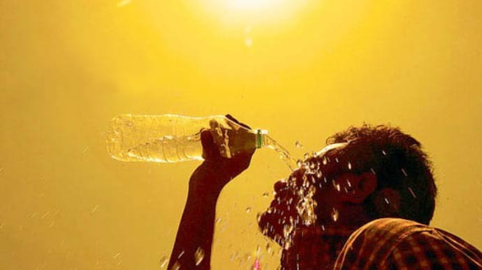 Сегодня в Украине установится экстремально жаркая погода