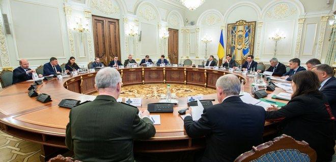 В пятницу СНБО введет новые санкции