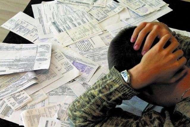 Долги украинцев за коммуналку достигли 69 млрд гривен