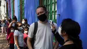 В Мексике началась третья волна коронавируса