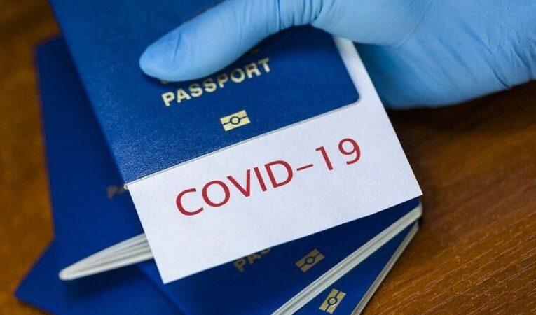 В Минздраве назвали две точки выдачи свидетельства о вакцинации от COVID-19