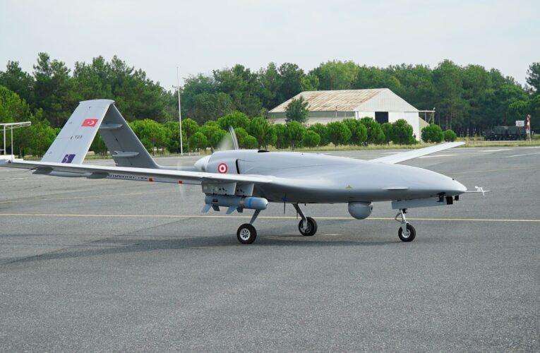 Первый ударный беспилотный комплекс Bayraktar TB2 из Турции поступил на вооружение в ВМС Украины