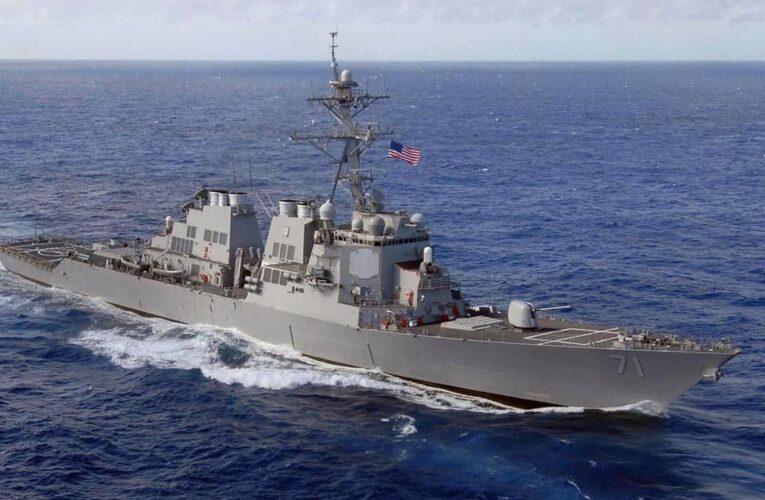 Военные корабли США покинули Черное море