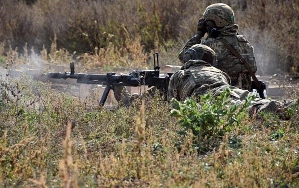 Войска оккупантов продолжают обстреливать позиции ВСУ