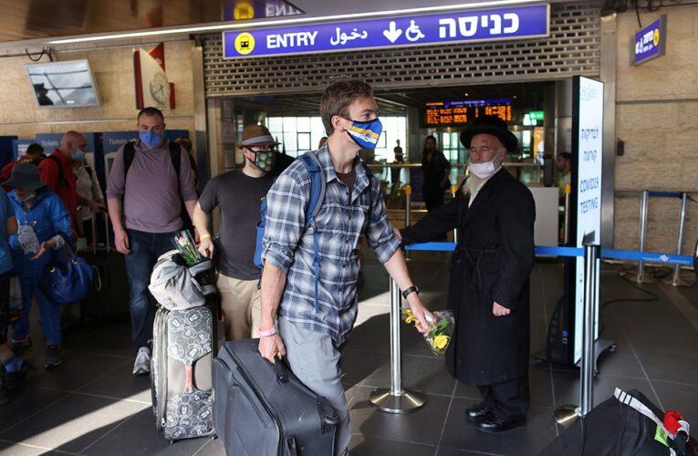 Израиль отложил открытие границ для вакцинированных иностранцев