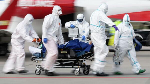 Вспышка коронавируса зафиксирована в девяти крупных странах Европы