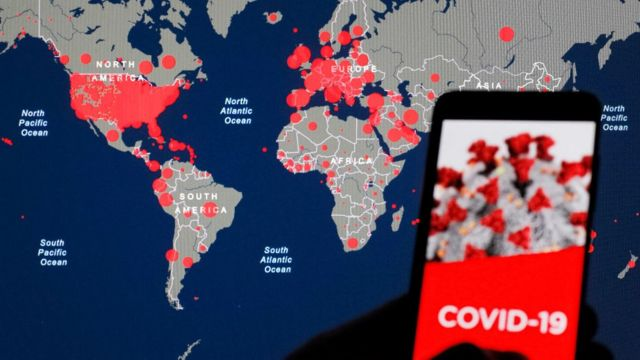 США опять оказались на первом месте по заболеваемости коронавирусом