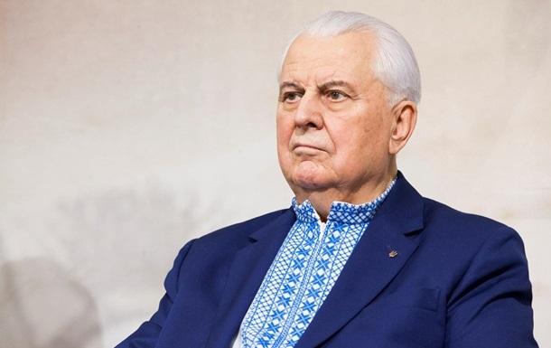 Первый президент Украины находится в тяжелом состоянии