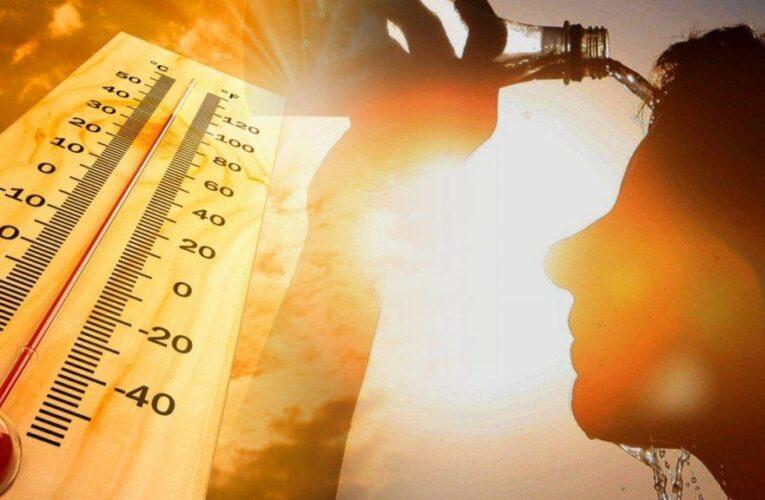 Сегодня в Украине будет жарко и сухо