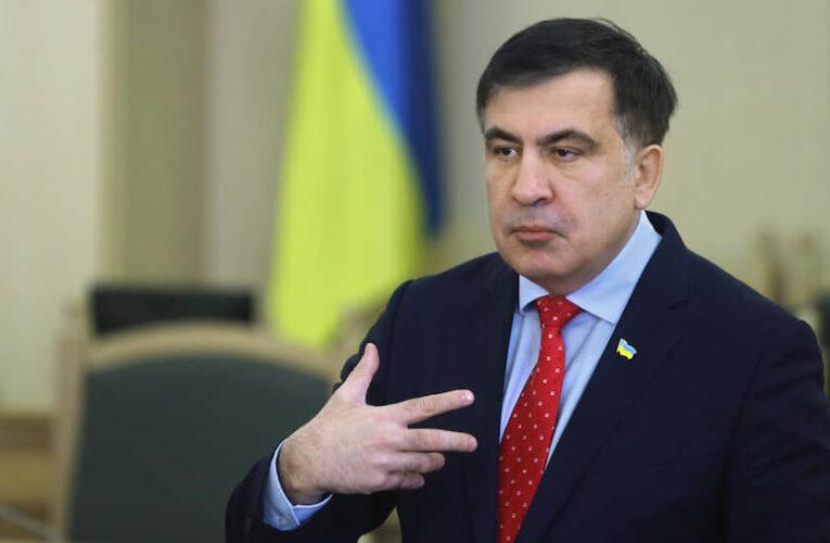 Саакашвили рассказал о двух вероятных сценариях нападения РФ на Украину