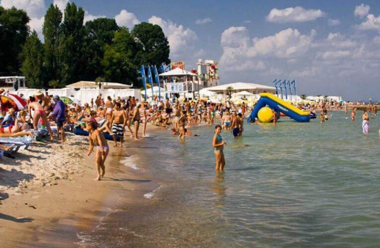 На двух пляжах Одессы вода не соответствует гигиеническим нормам