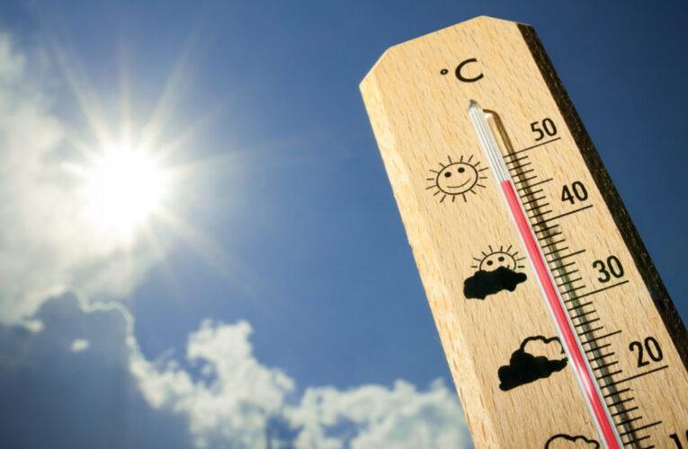 Сегодня в Украине жара усилится