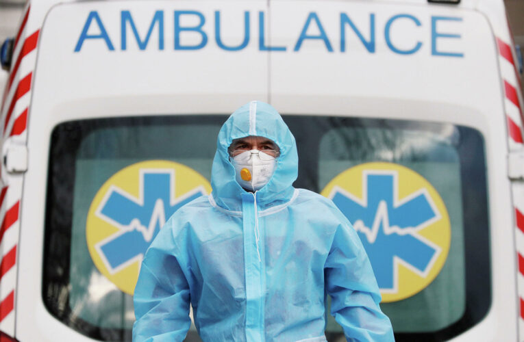 В Украине стремительно увеличивается количество заражений коронавирусом