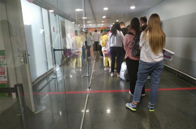 Украина изменила правила въезда для своих граждан