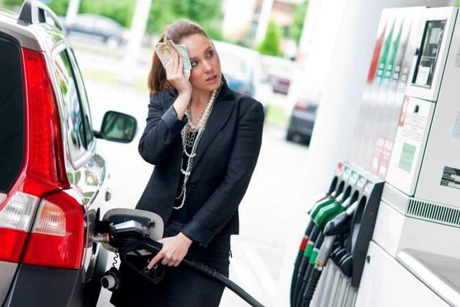 Минэкономики повысило среднюю цену бензина и дизтоплива в Украине