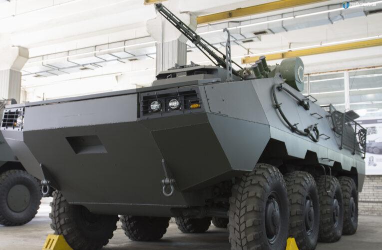 25 новейших образцов вооружения и военной техники разрабатывают в Украине