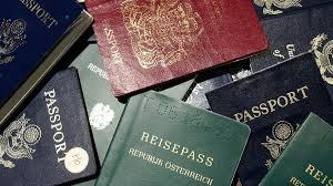 Украина опустилась на два пункта в Индексе паспортов