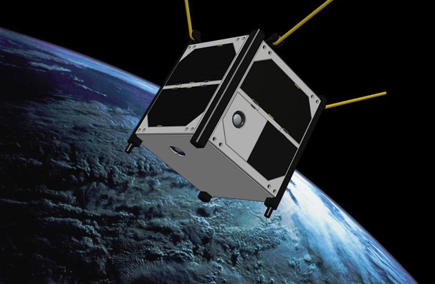 Украинский спутник обошел 32 конкурента