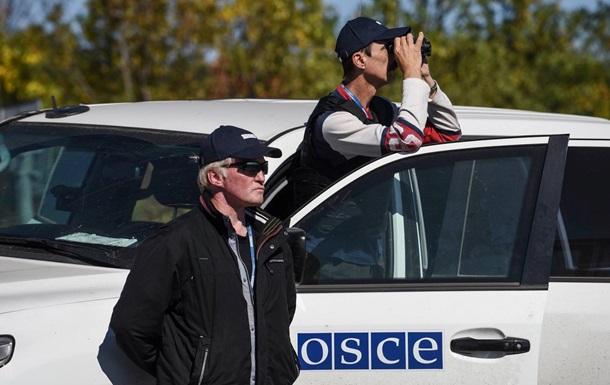 В ОБСЕ заявили об ухудшении ситуации на Донбассе