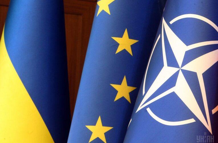 Шмыгаль назвал сроки вступления Украины в ЕС и НАТО