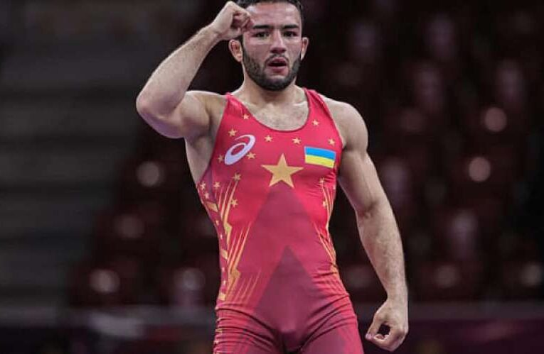 Олимпиада-2020: украинские спортсмены вышли в финал греко-римской борьбы