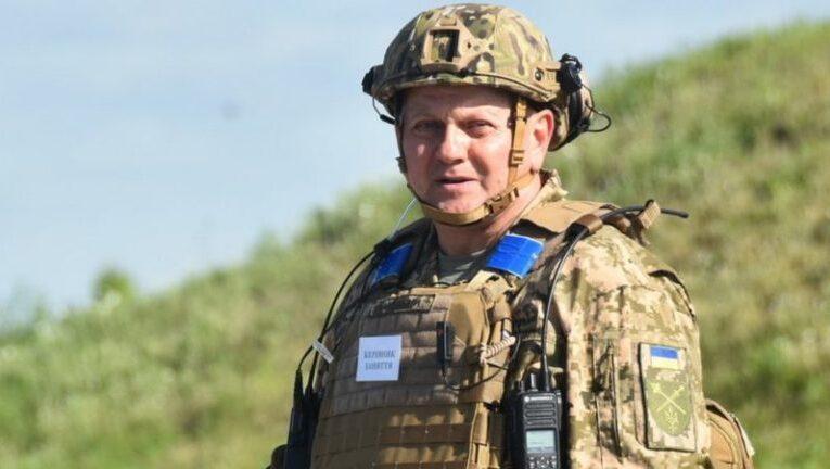 Главнокомандующий ВСУ запретил посещение зоны ООС