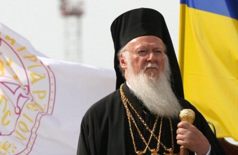 Верующие Украины провели массовые акции против приезда патриарха Варфоломея (ВИДЕО)