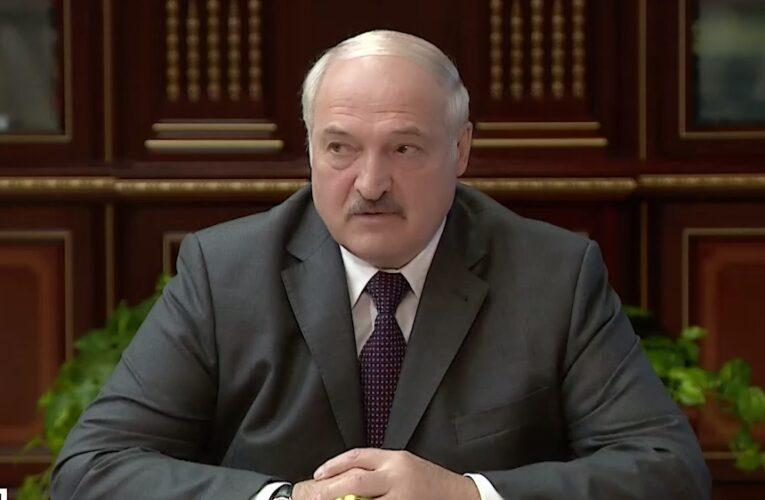 В Сети появились фото со свадьбы внучки Лукашенко
