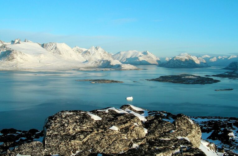 У побережья Гренландии обнаружили самый северный на Земле остров