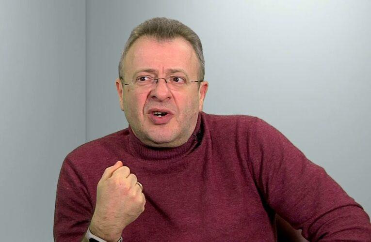 Ян Валетов: если Саакашвили сдался по расчету, то объясните мне этот расчет