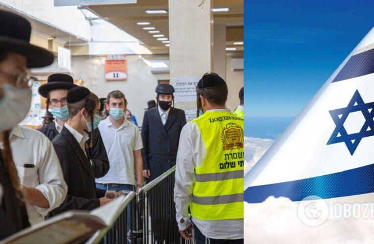 Почти 1500 израильтян вернулись из Украины больными COVID-19