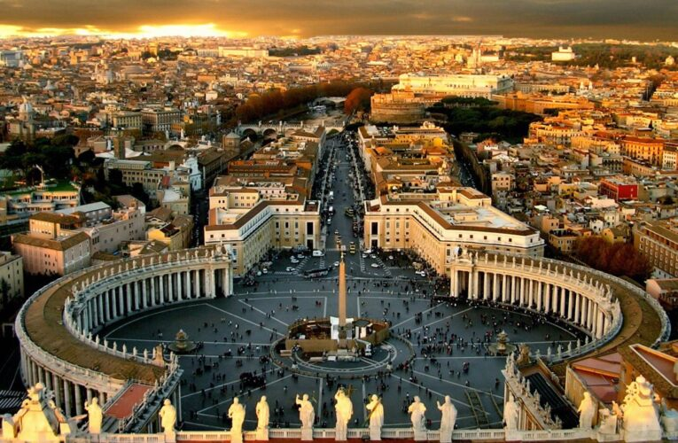 Ватикан вводит ограничения для туристов