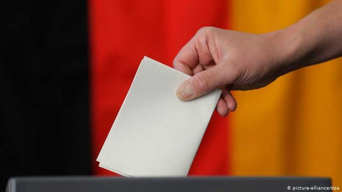 Определился победитель на выборах в Германии