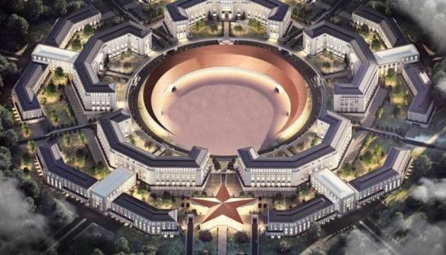 Турция строит гигантский «Пентагон»