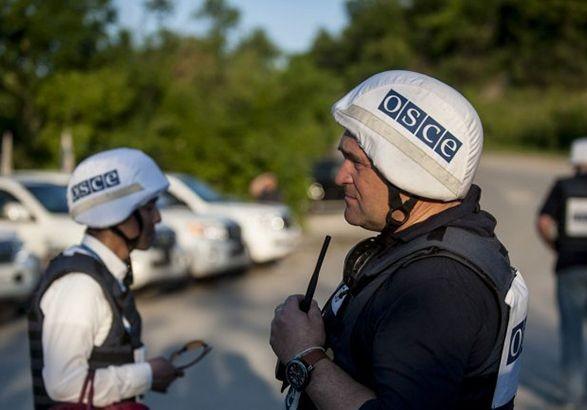 Россия оставила наблюдателей ОБСЕ без мандата