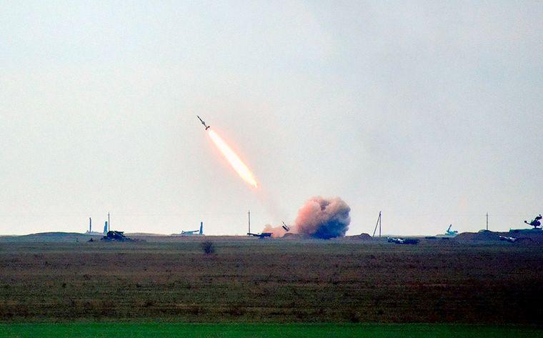 Возле админграницы с оккупированным Крымом пройдут боевые стрельбы