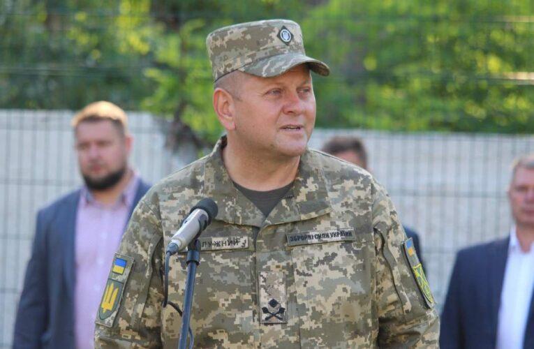 Главнокомандующий ВСУ сообщил, что считает «настоящей» победой Украины в войне против России
