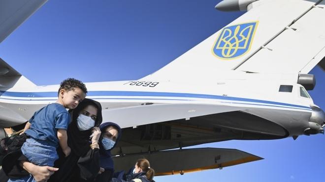 В Минобороны отчитались о расходах на эвакуацию украинцев из Кабула