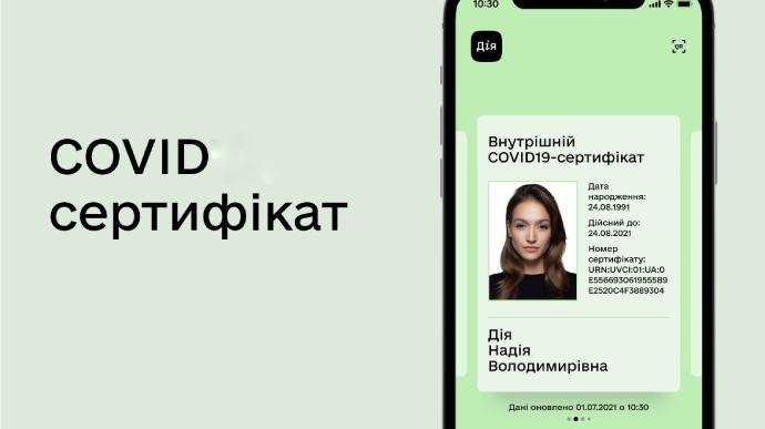 Что будет с украинским COVID-сертификатом через полгода, сообщили эксперты
