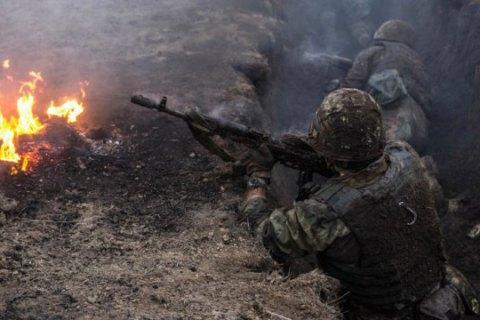 Оккупанты обостряют ситуацию на Донбассе
