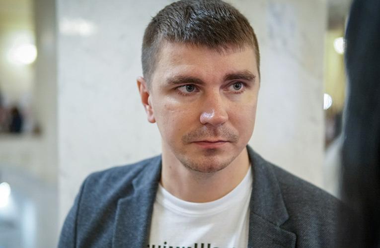 Нардеп Поляков найден мертвым