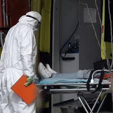 Украина стала второй в Европе по суточной смертности от COVID